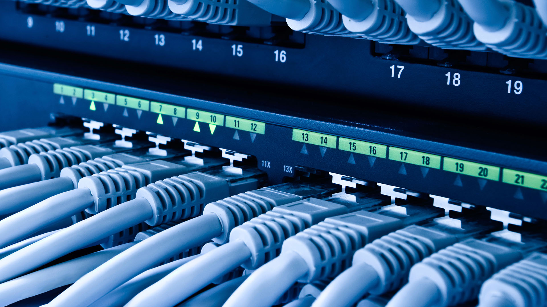 Network Switch Ethernet Gip Recia